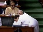 Rahul Gandhi and PM Narendra Modi