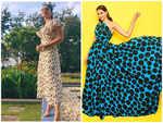 Alia Bhatt to Deepika Padukone- B-town ladies who ace the 90s' inspired polka dot trend!