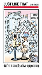 Constructive opposition