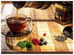 Green tea can be helpful