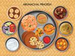 Must-try local dishes of Arunachal Pradesh