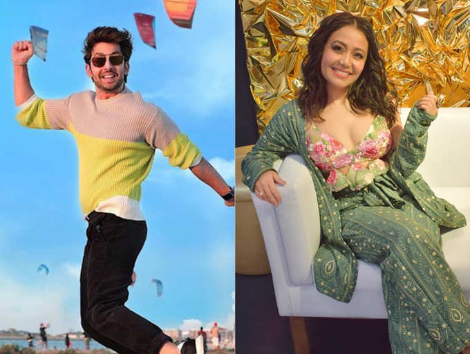 Neha Kakkar S Ex Boyfriend Himansh Kohli On Their Break Up It Was Her Decision To Move On I Was Made The Villain The Times Of India