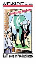 FATF meets on Pak doublespeak