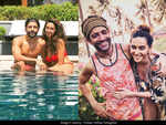 Farhan and Shibani's romantic vacays