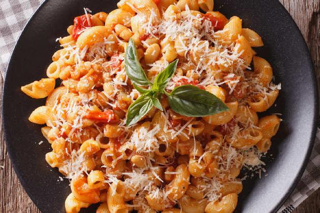 vegetable pasta  (2)