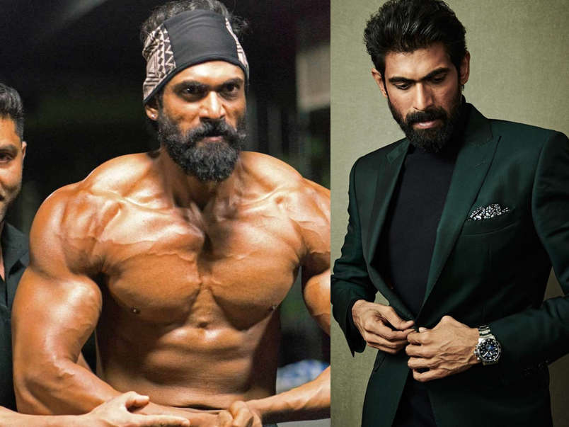 Weight loss: Rana Daggubati loses 30 kilos for his film, adopt these  fitness secrets from him! | The Times of India