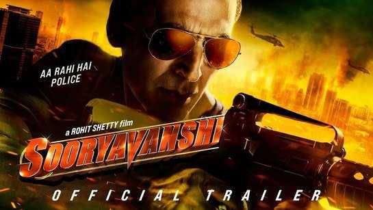 Sooryavanshi - Official Trailer