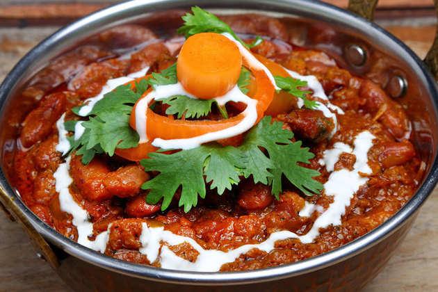 Punjabi-Rajma