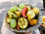 Famous Fruit Chaat Wala