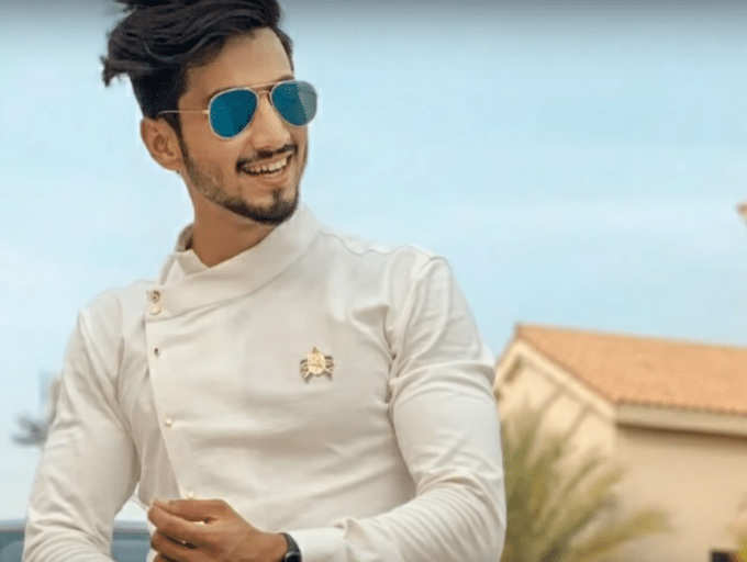 From Earning Rs 50 A Day To Owning A Bmw Here S The Rags To Riches Story Of Indian Tiktok Star Faisal Shaikh Aka Mr Faisu The Times Of India