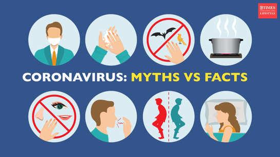 Coronavirus- Myths vs facts