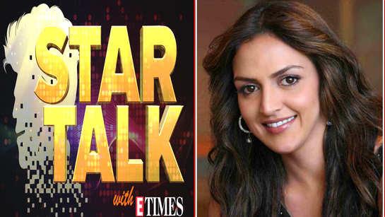 Star Talk: Esha Deol on parenting her toddlers during self quarantine