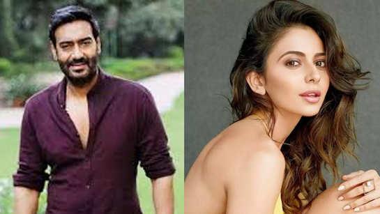 Rakul Preet Singh and Ajay Devgn to reunite for Indra Kumar's 'Thank God'