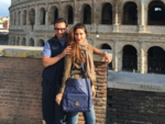 Couple who travel together, stay together
