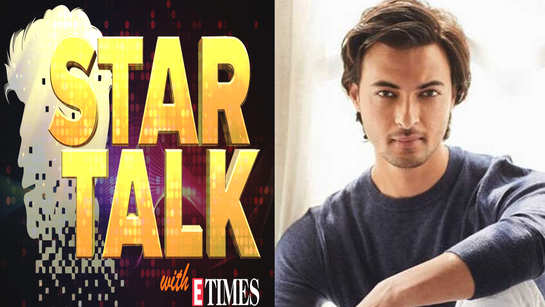 Star Talk: Aayush Sharma on working with Saiee Manjrekar for the first time