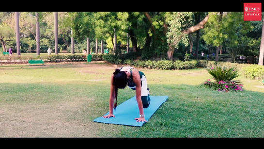 NIDHI CORE AND ABS VIDEO 2