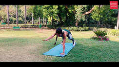 NIDHI CORE AND ABS VIDEO 3