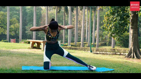 NIDHI CORE and ABS VIDEO 5
