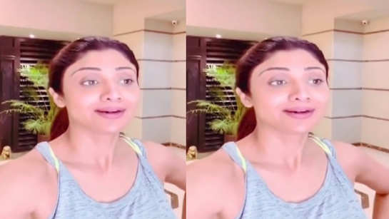 Coronavirus outbreak: Shilpa Shetty shares easy ways to workout at home in quarantine period