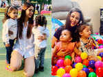 Chahatt Khanna speaks about challenges as single parent during lockdown