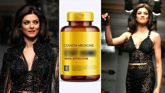 Coronavirus pandemic: Sushmita Sen recommends this medicine for COVID-19 and we feel it might be life-changing!