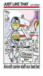 Corona Parking Bay