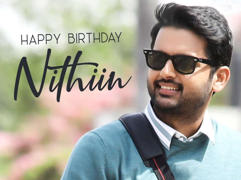 Happy Birthday Nithiin From Jayam To Bheeshma 7 Biggest Hits In The Actor S Career The Times Of India