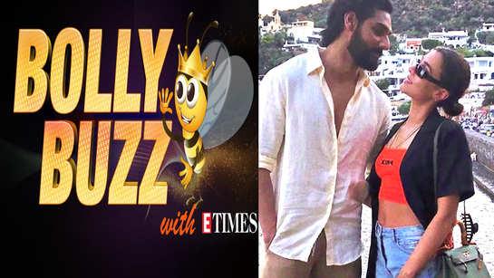 Bolly Buzz: Ahan Shetty is smitten by Tania Shroff's beauty; Salman Khan mourns his nephew's demise
