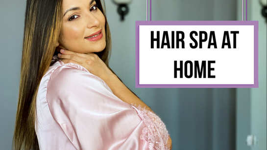 How to do a Hair Spa at home