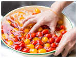 Why washing vegetables with soap is unsafe?