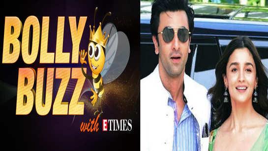 Bolly Buzz: Ranbir Kapoor and Alia Bhatt finalise wedding date?; Malaika Arora opens up about her divorce