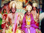 Audience performed arti before Ramayan used to go on-air