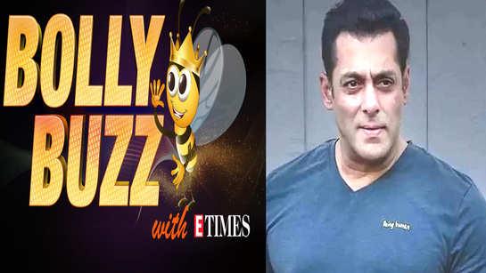 Bolly Buzz: Salman Khan is scared amid coronavirus outbreak; Vicky-Katrina to pair up onscreen soon?