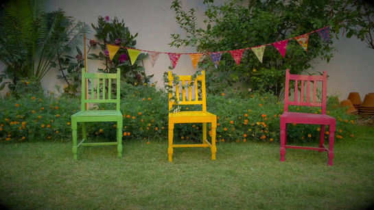Create a Happy Place this lockdown - Outdoors