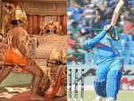 Virender Sehwag's batting inspiration