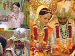 FIVE priceless moments from Abhishek and Aishwarya Rai Bachchan's royal wedding