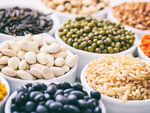 Eat more protein and fiber