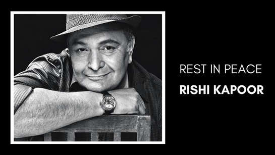 Veteran actor Rishi Kapoor passes away at 67 after a two year long battle with cancer