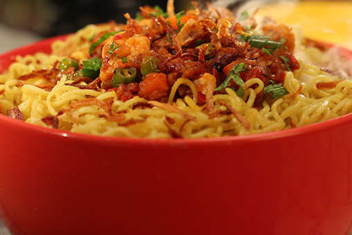 Maggi Biryani Noodles