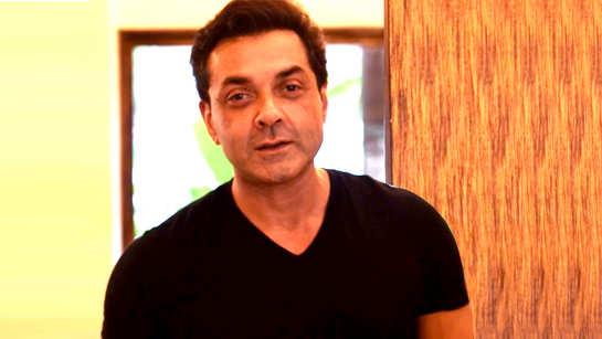 Bobby Deol's tribute to COVID-19 warriors