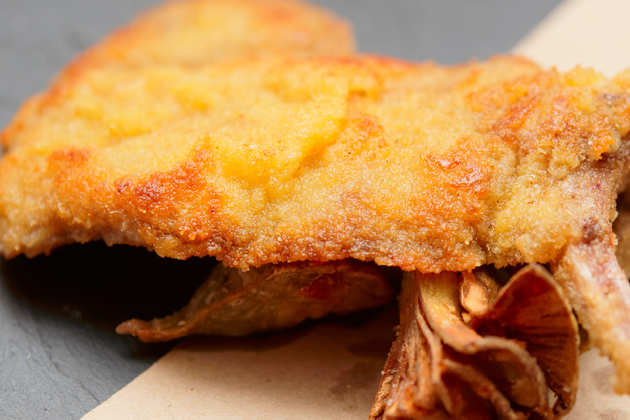 Mutton Chaap Fry