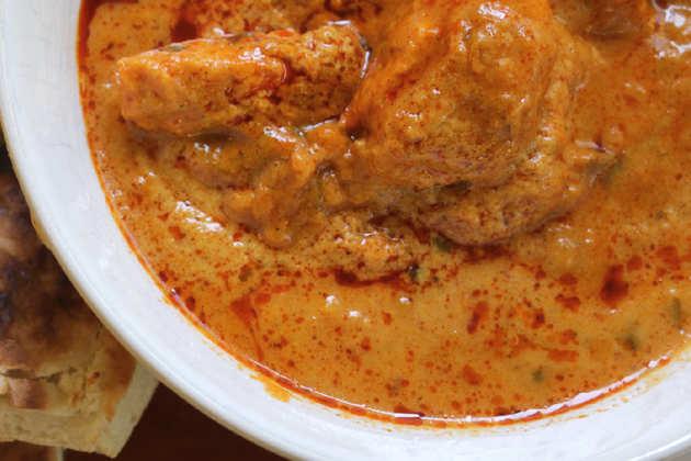 Chicken Changezi