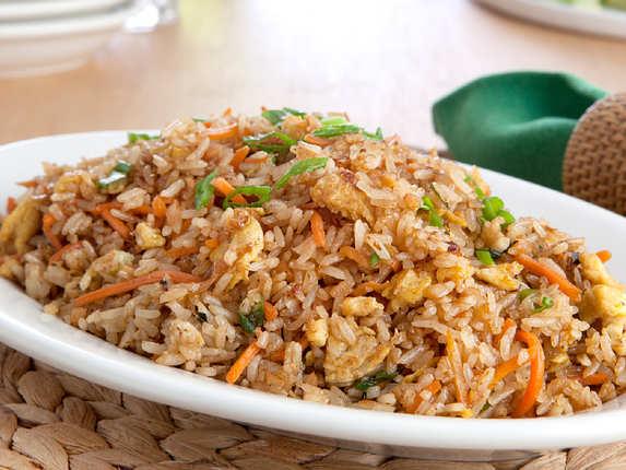 Chicken Fried Rice Recipe How To Make Chicken Fried Rice Recipe Homemade Chicken Fried Rice Recipe
