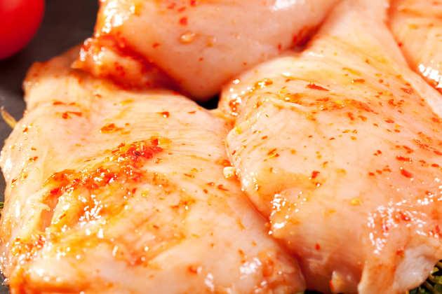 marinated chicken breast