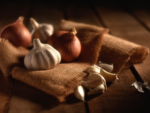 The super herb garlic
