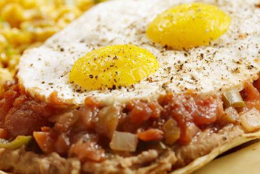 Egg Ranchero