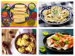 Dumplings from all around the globe
