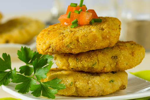 Chana Dal Kebab