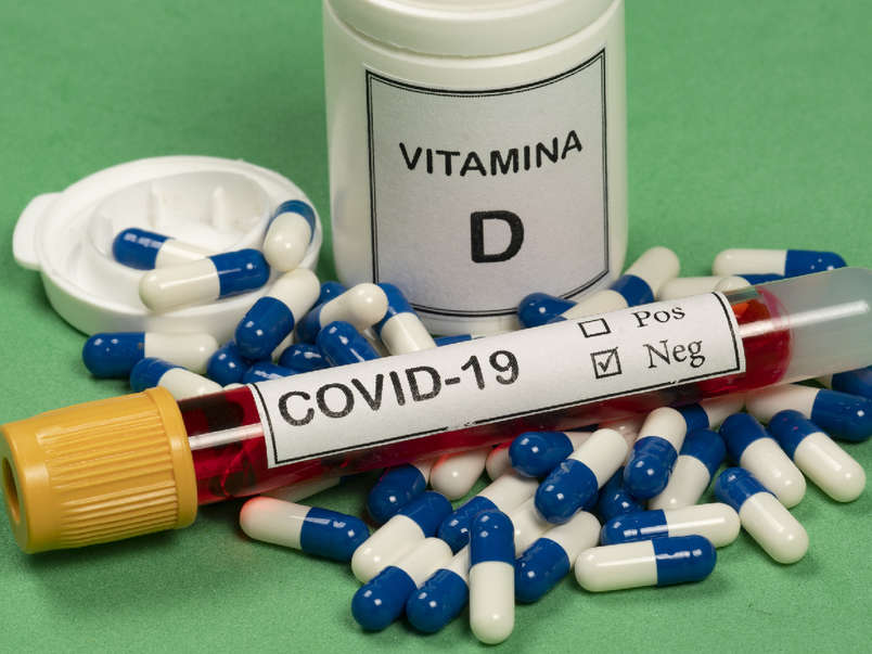 Can low Vitamin D increase the chances of contracting Coronavirus ...