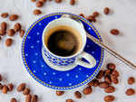 Women can lose body and abdominal fat by drinking coffee